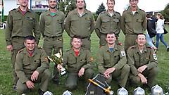 Die erfolgreiche Bewerbsgruppe der FF St. Martin-Raab-Berg