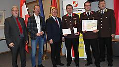 FF Neuhaus am Klausenbach, beliebteste Feuerwehr der Klasse 6/II