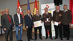 FF Piringsdorf  beliebteste Feuerwehr der Klasse 6/I