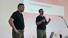 Tunnel Lehrgang